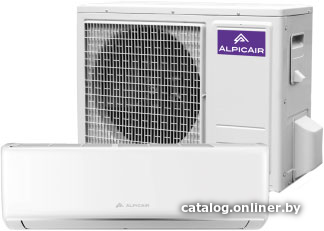 AlpicAir Eco AWI/AWO-25HPDC1E
