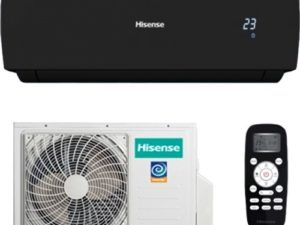 Hisense Black Star DC Inverter AS-11UR4SYDDEIB1